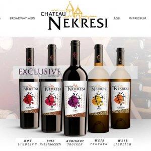 Chateau Nekresi Deutschland | Wein aus Georgien - Georgischer Wein